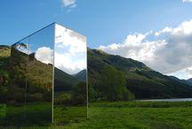intervenciones artísticas en la naturaleza