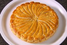 Mary Berry Almond galette.