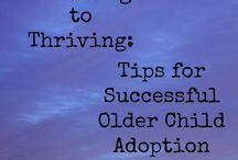 Surviving and Thriving in Older Child Adoption