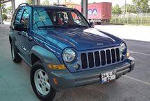 20.000$ / jeep chreokee 2005 3.7 satilik Amerikan