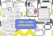 Back To School / A wide variety of Back to School resources created by our TeachInABox teacher sellers / members.