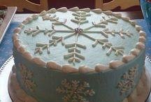 decoración pastel