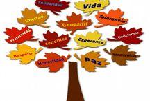 árboles / Diversos tipos