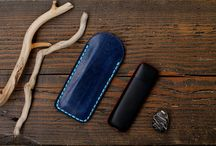 Leather Flash Drive Case, USB Flash Drive Case.