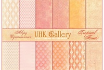 UHK Gallery 2013 -Tropical Fruits - papers and inspirations