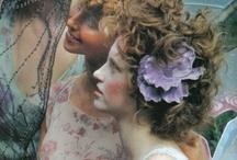 Vintage Fairies / by Jacque Braun