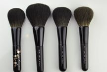 Make up brushes - Perspectives