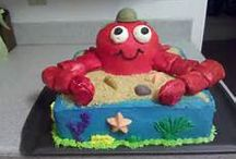 The Crab Takes the Cake! / by JP Armstrong
