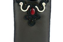 Phone case witch soutache and other