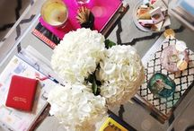 Coffee Table Styling / by Kelli Gilreath