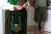 Folkdräkt Norrbotten