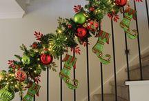 Arreglo de arboles de navidad