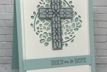 Stampin Up - Hold on to Hope