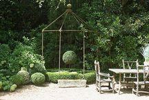 Garden structures,patios