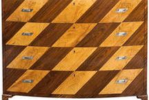 Marquetry...