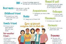 Vocabulary exercises