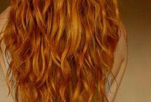 Kuparit hiukset