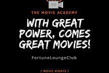 Movie Night / Fun-facts/latest news on the hottest most awesome movies out there. As well as some interesting facts about the fabulous people in Tinseltown.