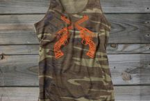 Camo / Country Girls love their camo! / by Country Girl