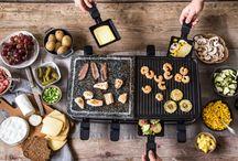raclette und fondue