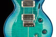 paul reed smith / chitarra prs santana