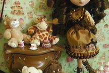Pullip dolls/ Pullip nuket