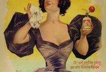 image vintage parfum