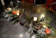 Christmas stuffs / by Tori Bell