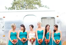 Wedding Inspiration / Just a few fun ways others are using an Airstream at their wedding!