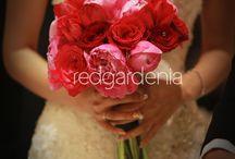Bouquet / Wedding hand bouquet
