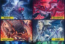 Curiosidades TCG/OCG / Curiosidades sobre as cartas de Yu-Gi-Oh!