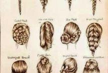 Hiukset ja muut kauneusjutut