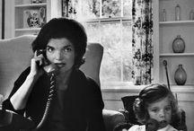 Jackie Kennedy / Fashion