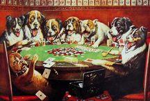 Perros en pinturas