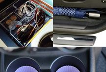Car Organization / Find ideas to keep your car clean, clutter-free, and organized.