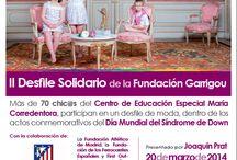 WorldDownSyndromeDay / Eventos #FGarrigou en la celebración del Día Mundial del Síndrome de Down #WorldDownSyndromeDay