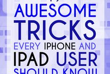 iPad & iphone tips & info