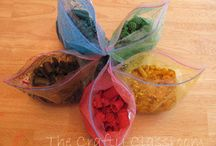 Craft Recipes / Craft supply recipes and DIY mixtures for teaching