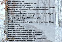 Juleforberedelser