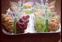 party food / great ideas for party food/snacks
