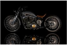 Bobbers & Cafe racers
