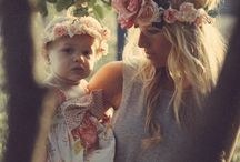 Motherhood is Beautiful. / & I'll hold you hand as we navigate our lives until you let go. / by Bria Sommer