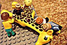 The Walking Dead in Legos