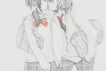 manga fiú-lány