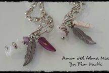 """Amor del Alma Mía """"Collares"""""""