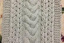 sciarpa lavorata a mano / sciarpa lavorata a mano con filato PRIMAVESI BIG (80% lana e 20% dralon) se interessati contattateci su antica-merceria@libero.it oppure allo 0833543011