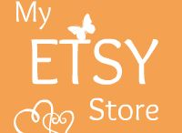Etsy store / by Liene V
