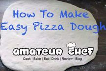 What to cook Pizza.... Love