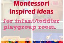 Montessori inspired ideas