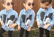 niñas fashion